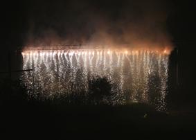 Preis eines Feuerwerks - Bodenfeuerwerk