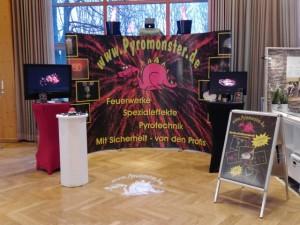News - Messestand Hochzeits- und Eventmesse Weilheim am 26.01.2014